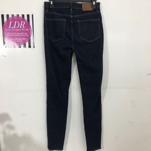 J. Crew LOOKOUT Highrise Skinny Jeans